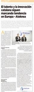 Ateknea-La Vanguardia_New Technologies_2015 FNL